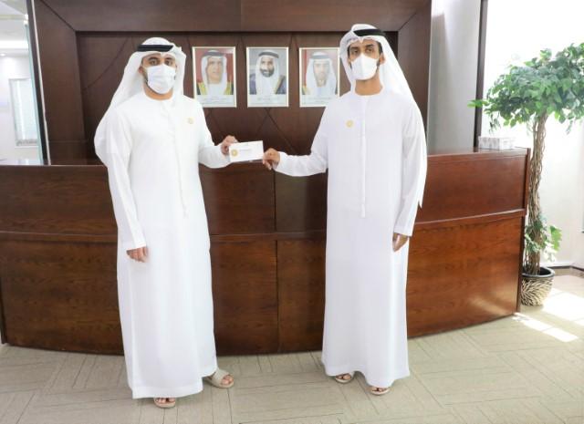 مركز رأس الخيمة للإحصاء والدراسات يحتفل بافتتاح اكسبو 2020