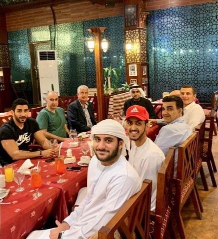 مركز رأس الخيمة للإحصاء والدراسات ينظم إفطار رمضاني