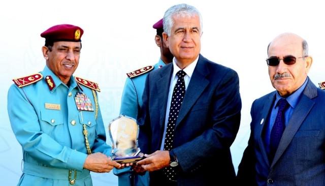 RAK Police G.H.Q honored Ras Al Khaimah Center for Statistics and Studies