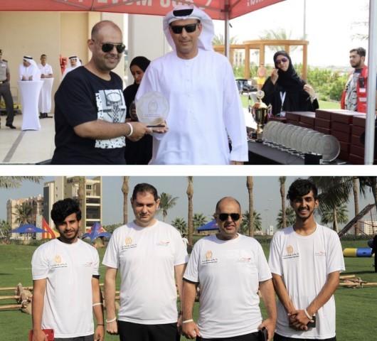 RAKCSS Team Participates in RAK Challenge
